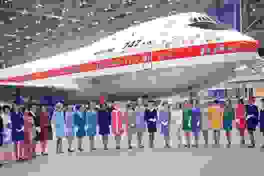 """50 năm tung cánh của """"Nữ hoàng bầu trời""""- Boeing 747"""