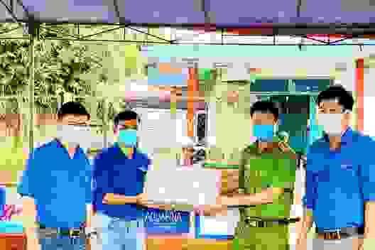Tuổi trẻ Quảng Nam chung tay chống dịch Covid-19