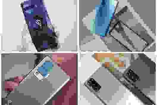 Loạt smartphone mới ra mắt đầu tháng 8
