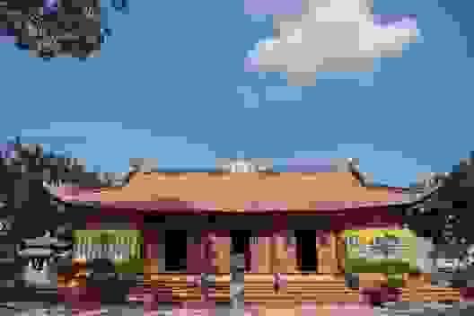 Ngôi chùa 600 tuổi từng là Đệ nhất danh lam vùng Đông Bắc