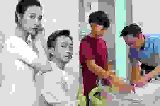 Cặp đôi Cường Đôla, Đàm Thu Trang hạnh phúc chào đón thiên thần nhỏ!