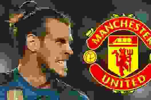 Vì Man Utd không cố gắng lôi kéo Gareth Bale?