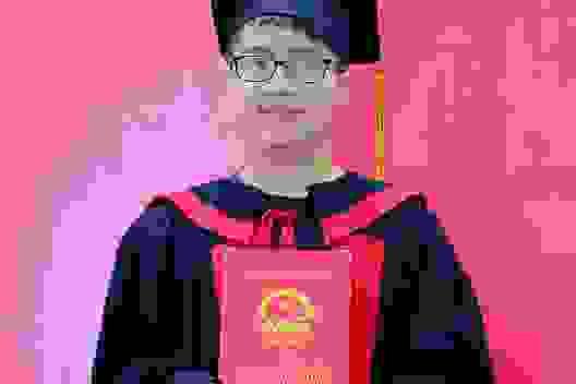 Ngô Quý Đăng - học sinh lớp 10 đầu tiên đoạt Huy chương vàng Toán quốc tế