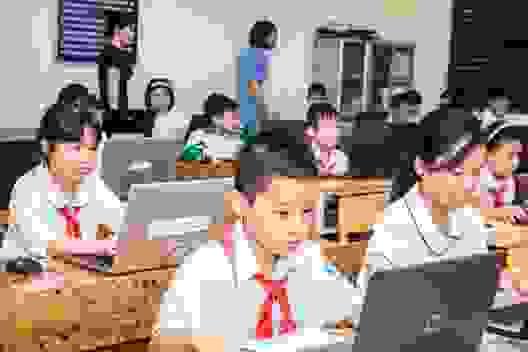 Việt Nam đứng đầu các nước Đông Nam Á về kết quả học tập học sinh tiểu học