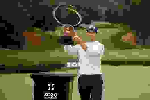 Bản lĩnh giúp Patrick Cantlay giành chức vô địch Zozo Championship