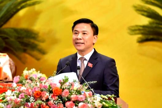 Ông Đỗ Trọng Hưng được giới thiệu để bầu Bí thư Tỉnh ủy Thanh Hóa