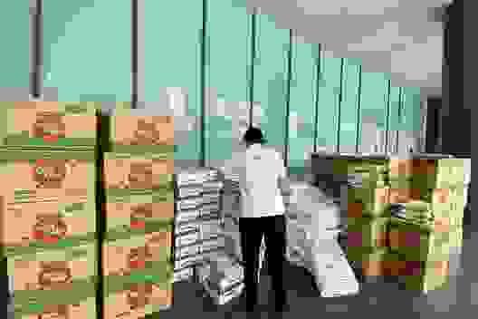 Công ty Vịnh Thiên Đường đóng góp sức người sức của cùng quỹ HOPE hướng về miền Trung
