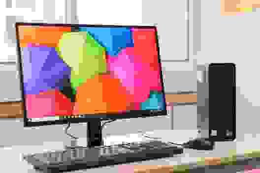 Tối ưu không gian văn phòng với HP Slim S01