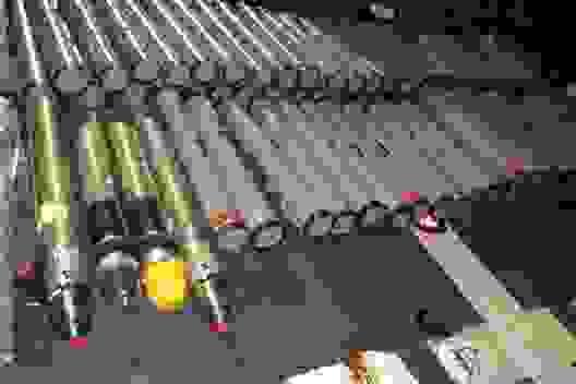 Mỹ tịch thu của Iran lô vũ khí, dầu mỏ lớn nhất từ trước đến nay