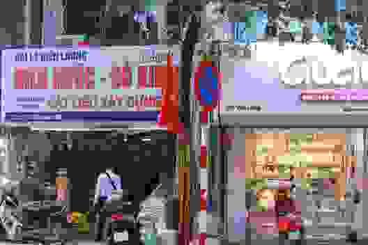 """""""Toát mồ hôi"""" khi lạc chân vào mê cung số nhà trên nhiều tuyến phố Hà Nội"""