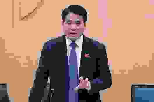 """Cựu Chủ tịch Hà Nội dùng mạng di động nước Nga trong vụ """"trộm tài liệu mật"""""""