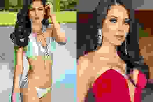 Nhan sắc bốc lửa của tân hoa hậu hoàn vũ Mexico