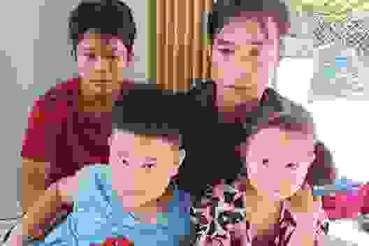 Mẹ mất, cha bệnh nặng, 3 trẻ trước nguy cơ đói nghèo, bơ vơ như chim vỡ tổ
