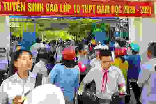 Khánh Hòa công bố điểm chuẩn lớp 10, có trường chỉ lấy 5 điểm