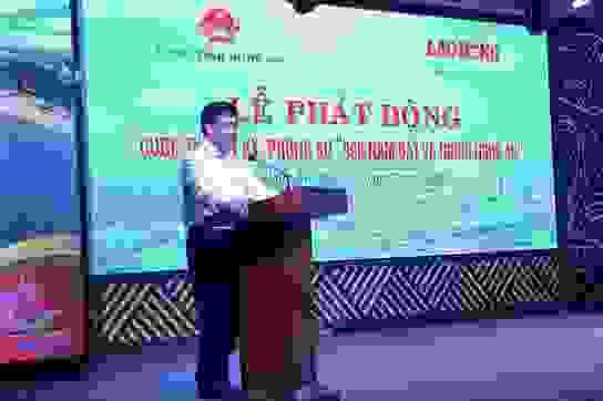 Phát động cuộc thi bút ký, phóng sự 990 năm đất và người Nghệ An