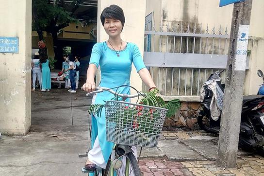 Ấm áp bức thư cô Phó Hiệu trưởng ở Đà Nẵng viết cho con trai thi rớt lớp 10