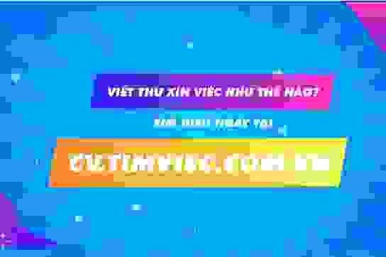 Cv.timviec.com.vn cung cấp 1000+ CV và Cover letter chuyên nghiệp
