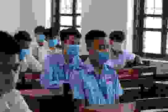 100 thí sinh người Lào dự thi tốt nghiệp THPT 2020 tại Quảng Bình
