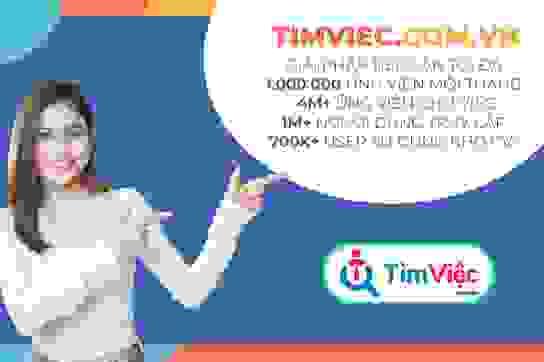 Timviec.com.vn mách bạn: Top 5 địa điểm có nhiều việc làm