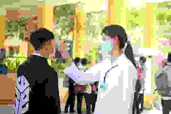Quảng Nam: Tổ chức kỳ thi tốt nghiệp THPT an toàn giữa lúc dịch bùng phát