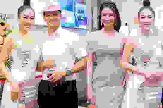 Hoa hậu Áo dài Tuyết Nga tiết lộ bất ngờ về Xuân Bắc, Hồng Diễm