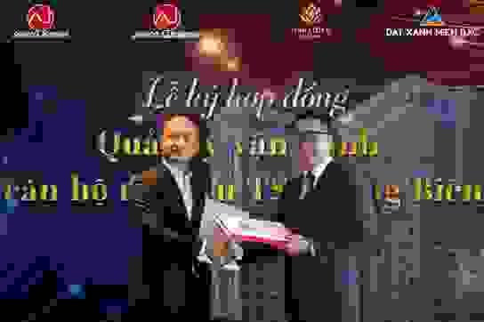 Asahi Luxstay quản lý cho thuê 50 căn hộ dịch vụ tại TSG Lotus Long Biên