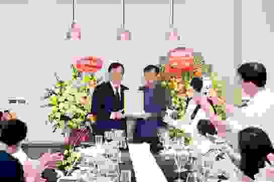 Lễ công bố quyết định khách sạn DIC Star Vĩnh Phúc đạt chuẩn 5 sao