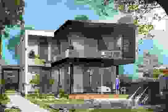 Đầu tư an tâm với biệt thự nghỉ dưỡng núi ven đô