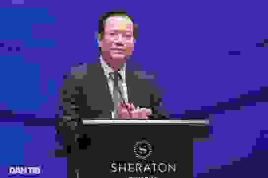 Bộ trưởng Đào Ngọc Dung: ASEAN xác định con người là trung tâm phát triển