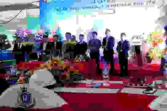 Apec Group cất nóc dự án Apec Mandala Wyndham Phú Yên