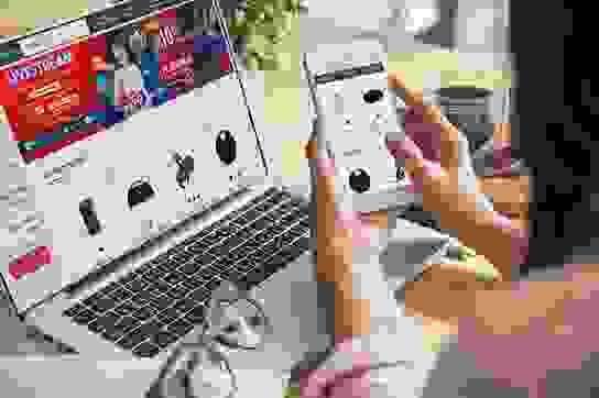 Ra mắt website thương mại điện tử riêng cho ngành audio