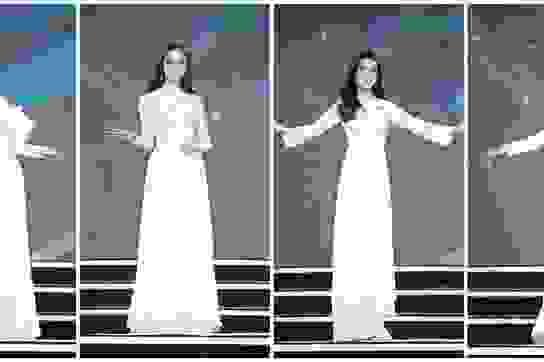 """Hoàng Nhật Nam lí giải """"sự lạ"""" của phần trình diễn áo dài trong đêm Bán kết"""