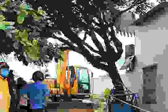 Vụ côn đồ đập phá nhà dân: Cưỡng chế công trình xây dựng sai phạm!