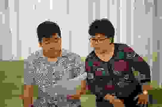 Thanh Trúc, Băng Di hợp tác cùng đạo diễn Trác Huỳnh Nhựt Tân