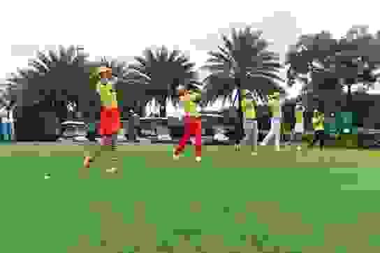 Giải Golf mở rộng hướng về miền Trung thân yêu