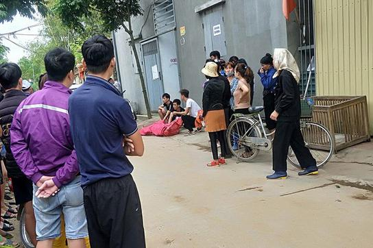 Nghi án chồng sát hại vợ và nhân tình tại phòng trọ ở Bắc Giang