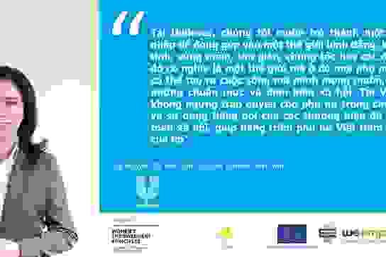 Unilever Việt Nam hỗ trợ phụ nữ trên toàn quốc cải thiện cuộc sống