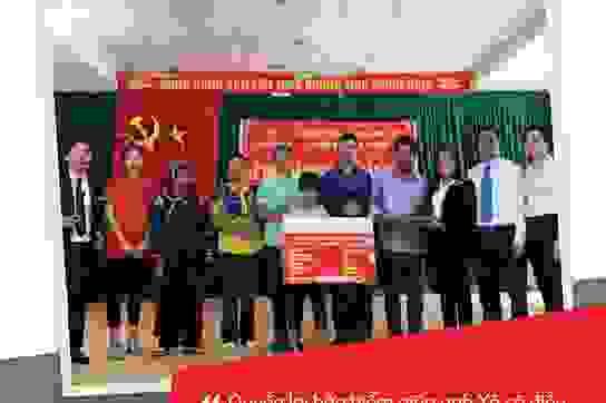 Niềm hi vọng về tương lai tươi sáng cho trẻ em và người dân vùng cao