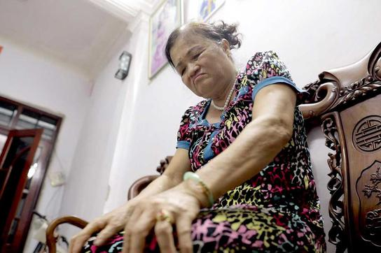 Khắc phục tình trạng đau nhức xương khớp ở người trung niên