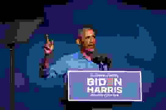 Bầu cử Mỹ 2020: Ông Obama công kích gay gắt ông Trump ở bang chiến trường