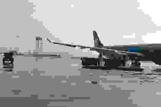 """""""Đóng cửa"""" 5 sân bay từ 18h chiều nay vì siêu bão"""