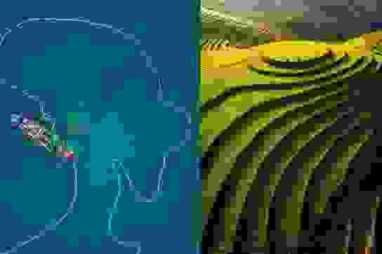 4 khoảnh khắc tuyệt đẹp của Việt Nam tại giải ảnh quốc tế