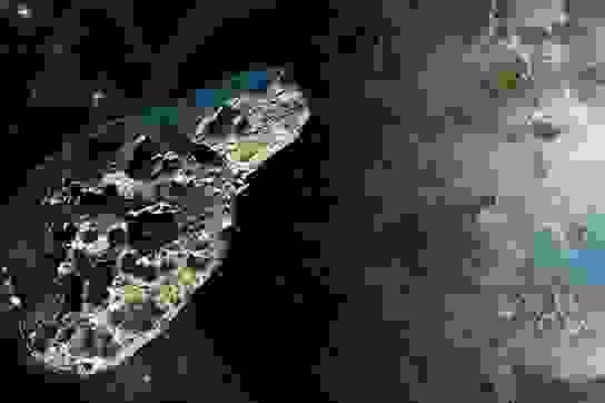 Phát hiện hiện tượng nguy hiểm trên tiểu hành tinh đe dọa Trái đất