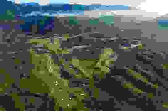 """Sân golf Bà Nà là  """"Sân Golf tốt nhất châu Á"""""""