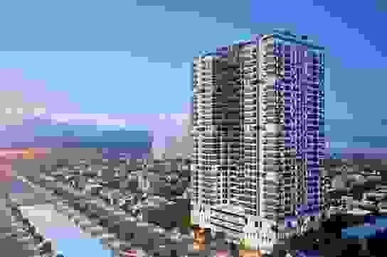 Asahi Japan chính thức quản lý và vận hành tòa nhà Riverside Garden