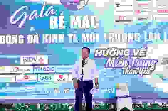 Gala trao giải bóng đá Kinh tế Môi trường lần thứ I-2020