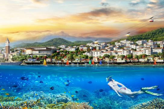 Shophouse Sorrento – Giai điệu tình ca mê đắm của Nam đảo Ngọc