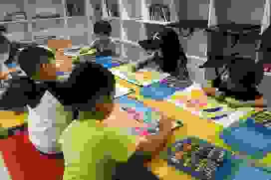 Khuyến khích vận dụng phương pháp giáo dục mới ở bậc Mầm non