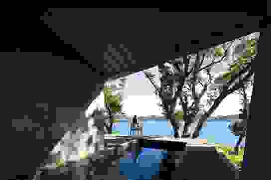 Vẻ đẹp biệt thự nghỉ dưỡng ven biển Amami lên báo Mỹ