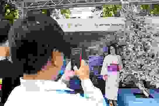 Những lễ hội Nhật tại Hà Nội thu hút nhiều người tham dự